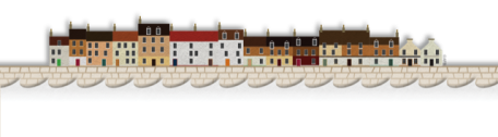 houses and sea wallCOPYRIGHT